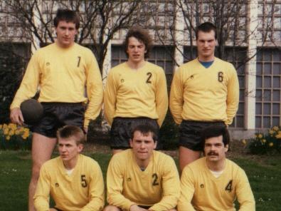 DM-Feld 1986 in Hockenheim