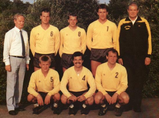 DM-Feld 1987 in Schneverdingen